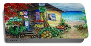 Rosies Beach Cafe Portable Battery Charger