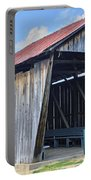 Rosseeau/fairgrounds Covered Bridge Portable Battery Charger