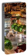 Rossio Square Night Portable Battery Charger