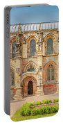 Rosslyn Chapel Panorama Portable Battery Charger