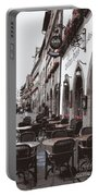 Rothenburg Cafe - Digital Portable Battery Charger