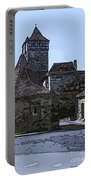 Rothenburg City Gate 4 Portable Battery Charger