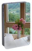 Rothenburg Dining With A View Portable Battery Charger