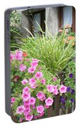 Rothenburg Flower Box Portable Battery Charger