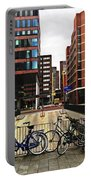 Rotterdam Architecture Portable Battery Charger