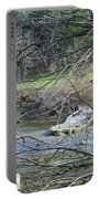 Rough River At Times  Portable Battery Charger