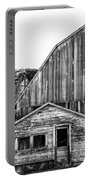 Route 66 Barn 1 Portable Battery Charger