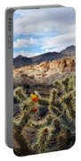 Route 66 Mojave Desert Portable Battery Charger