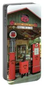 Route 66 - Shea's Gas Station Portable Battery Charger