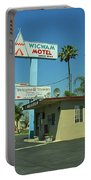 Route 66 - Wigwam Motel 3 Portable Battery Charger
