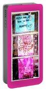 Route 91 Harvest Festival Memorial 21, A Child's Grief Portable Battery Charger