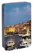 Rovinj Harbour Portable Battery Charger