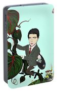 Rowan Atkinson Mr Beanstalk Portable Battery Charger