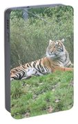 Royal Bengal Tiger Portable Battery Charger