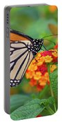 Royal Butterfly Portable Battery Charger