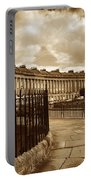 Royal Crescent Bath Somerset England Uk Portable Battery Charger