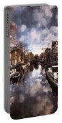 Royal Dutch Canals Portable Battery Charger