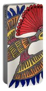 Royal Flycatcher- Mayan 2 Portable Battery Charger