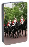 Royal Household Cavalry Portable Battery Charger