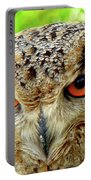 Royal Owl Portable Battery Charger