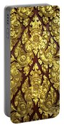 Royal Palace Gilded Door 02 Portable Battery Charger