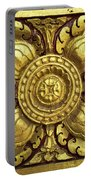 Royal Palace Gilded Door 04 Portable Battery Charger