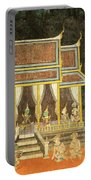Royal Palace Ramayana 18 Portable Battery Charger