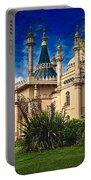 Royal Pavilion Garden Portable Battery Charger