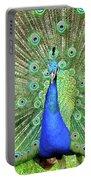 Royal Peacock Portable Battery Charger