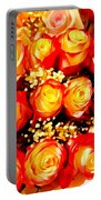 Royal Roses Portable Battery Charger