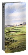 Royal Troon Golf Course Portable Battery Charger