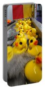 Rubber Duckies Portable Battery Charger