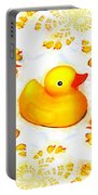 Rubber Ducks Portable Battery Charger