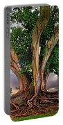 Rubber Tree Portable Battery Charger