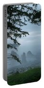 Ruby Beach II Washington State Portable Battery Charger