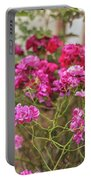 Ruby Like Flora Portable Battery Charger