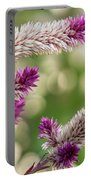 Ruby Parfait Celosia Portable Battery Charger