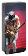 Rudolf Schenker Shreds Portable Battery Charger