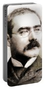 Rudyard Kipling, Literary Legend Portable Battery Charger