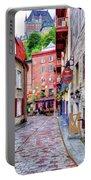 Rue Du Cul De Sac Portable Battery Charger