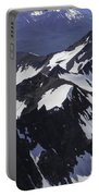 Rugged Mountain Peaks Portable Battery Charger