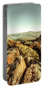 Rugged Mountaintops To Regional Valleys Portable Battery Charger