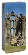 Ruins Of Whitby Abbey Portable Battery Charger