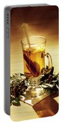 Rum Hot Toddy Portable Battery Charger