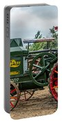 Rumley Oil Pull Tractor Portable Battery Charger