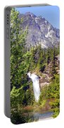 Running Eagle Falls Glacier National Park Portable Battery Charger