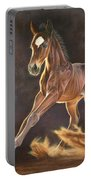 Running Foal Portable Battery Charger