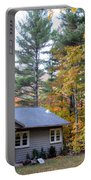 Rural Colorful Autumn Landscape 3 Portable Battery Charger