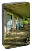 Rural Front Porch Portable Battery Charger