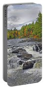 Rushing Towards Fall Portable Battery Charger